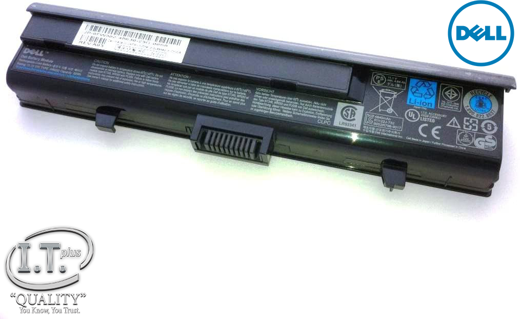 Genuine Original DELL XPS M1330 Battery, 6 Cell , Capacity 56Wh , Type WR050 Dell P/N : WR047 , FW302<br /> Sale Trinidad