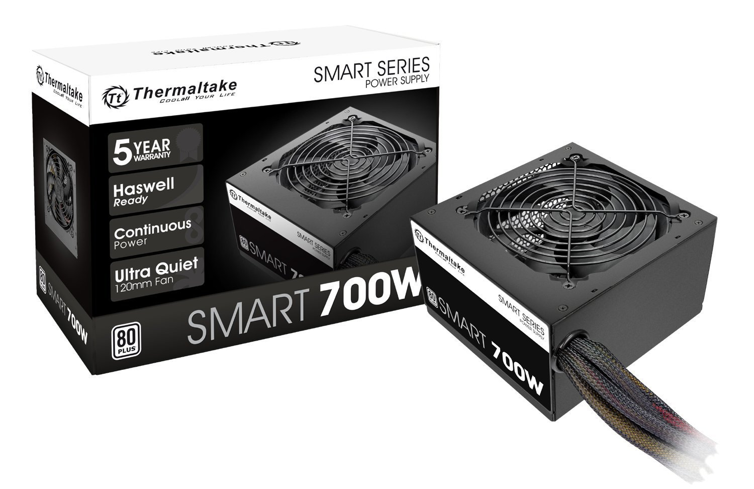 Thermaltake SMART 700W For Sale In Trinidad