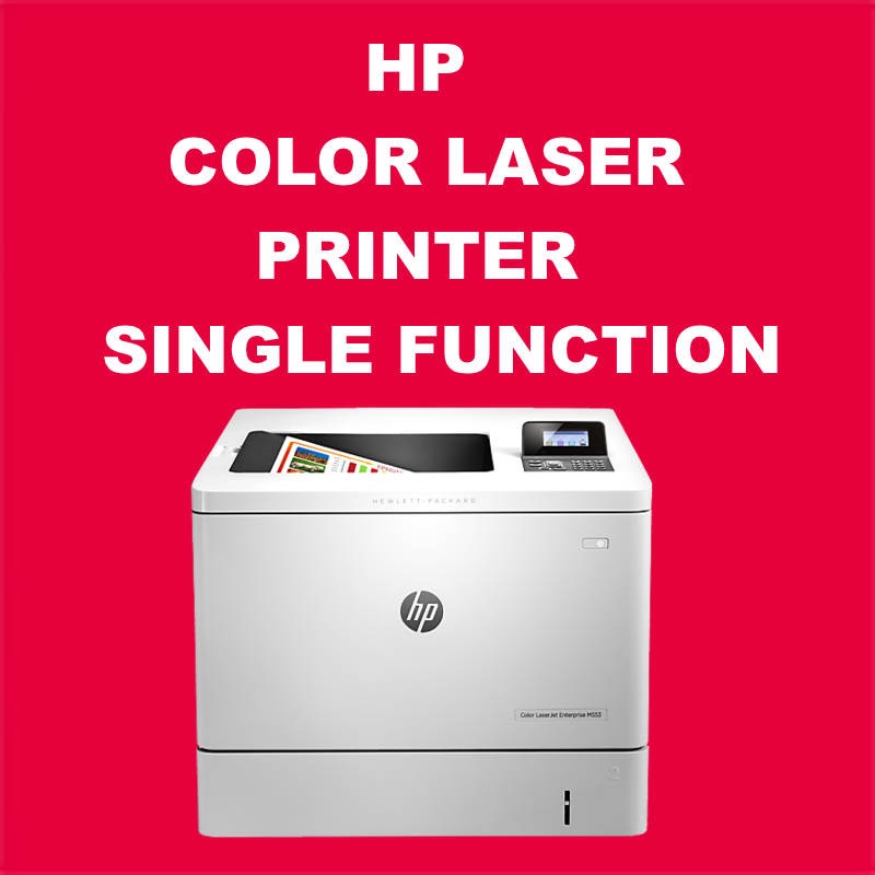 HP COLOR LASER  SINGLE FUNCTION