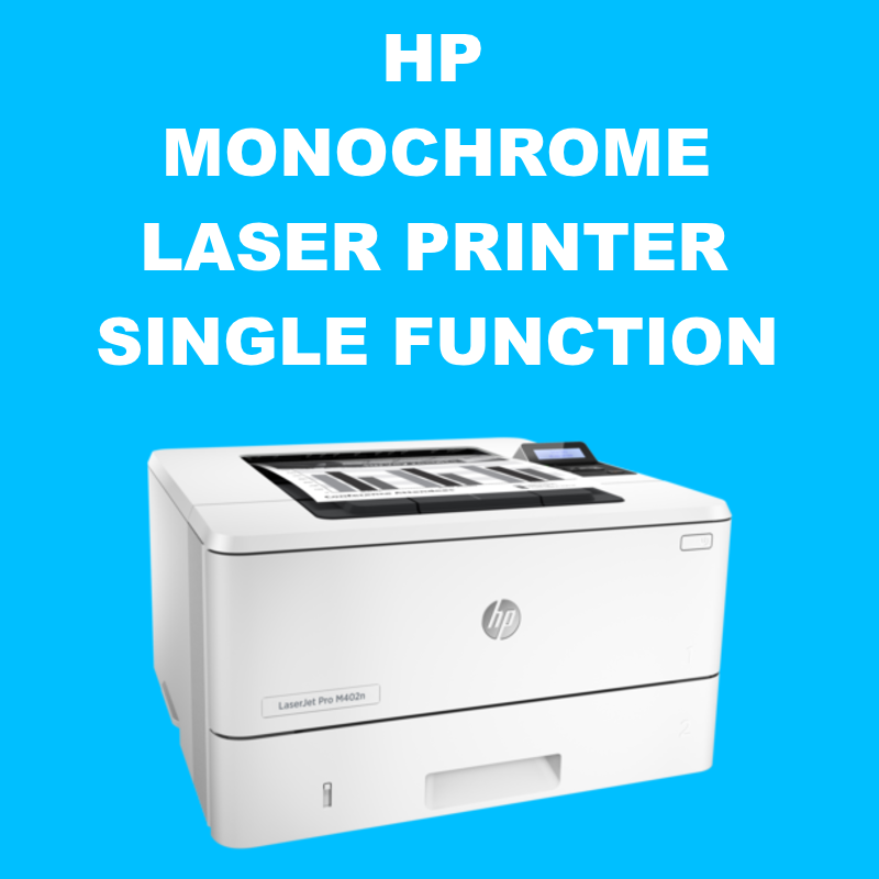 HP MONO LASER SINGLE FUNCTION