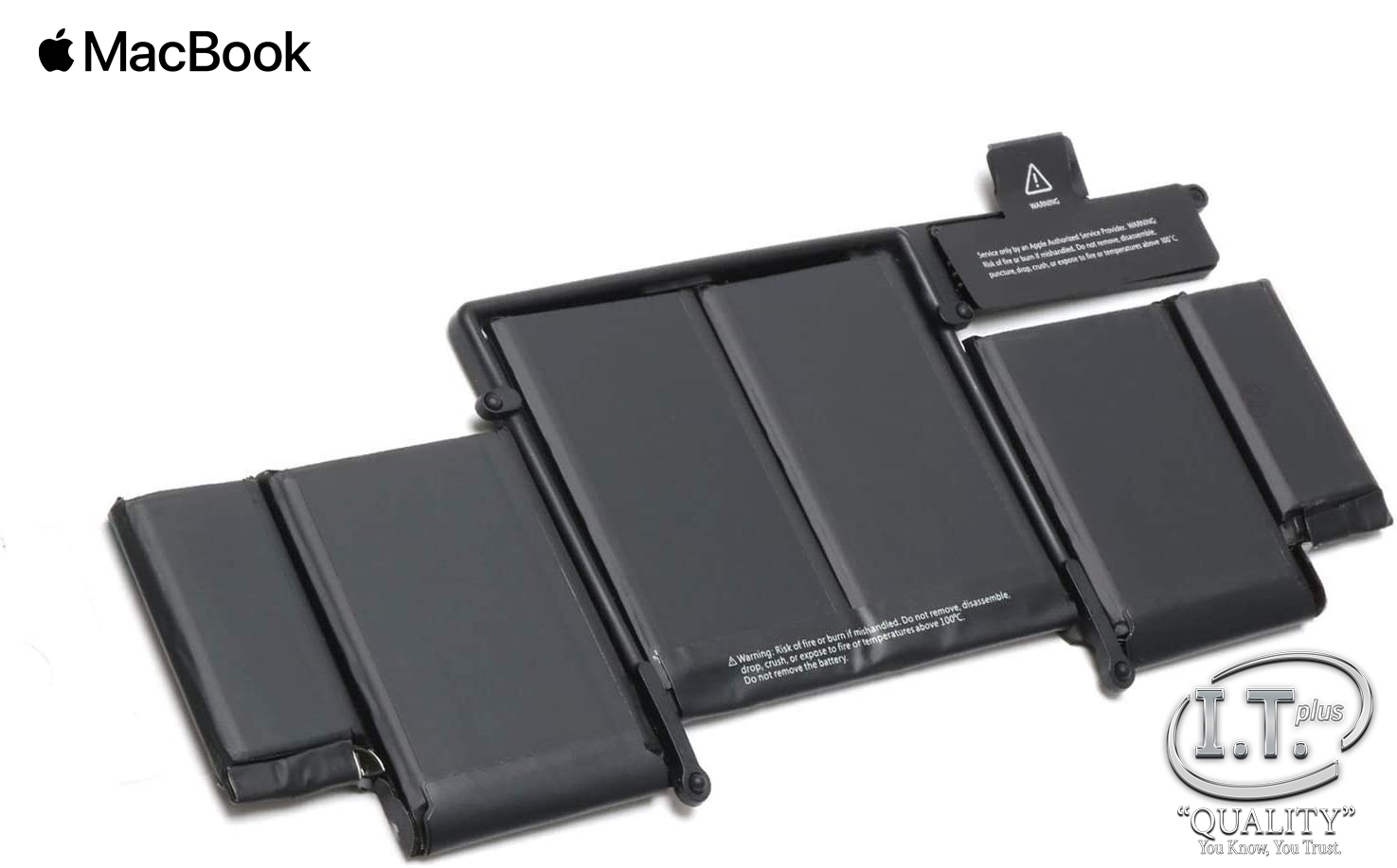A1582 Laptop Battery Replacement for 2015 MacBook Pro 13
