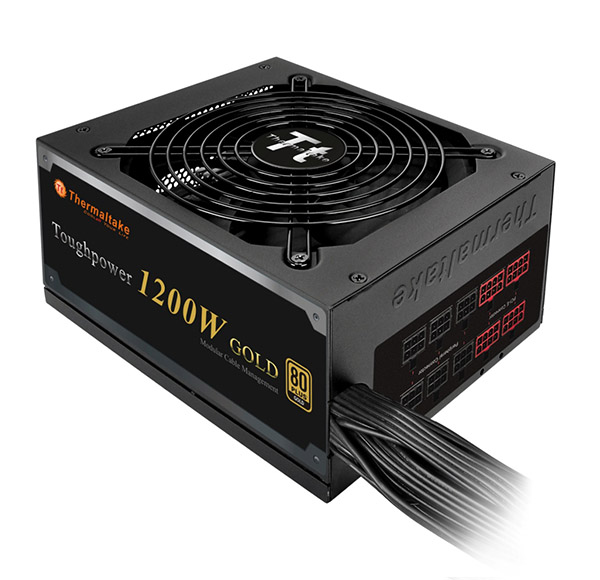 Thermal Toughpower 1200W Gold For Sale In Trinidad