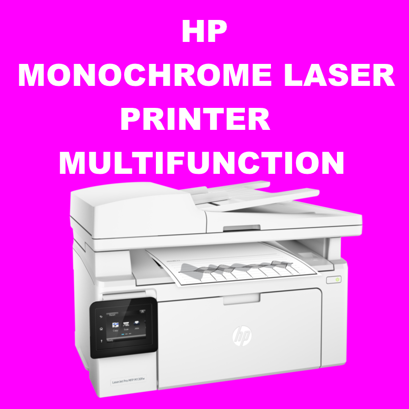 HP MONO LASER MULTI FUNCTION