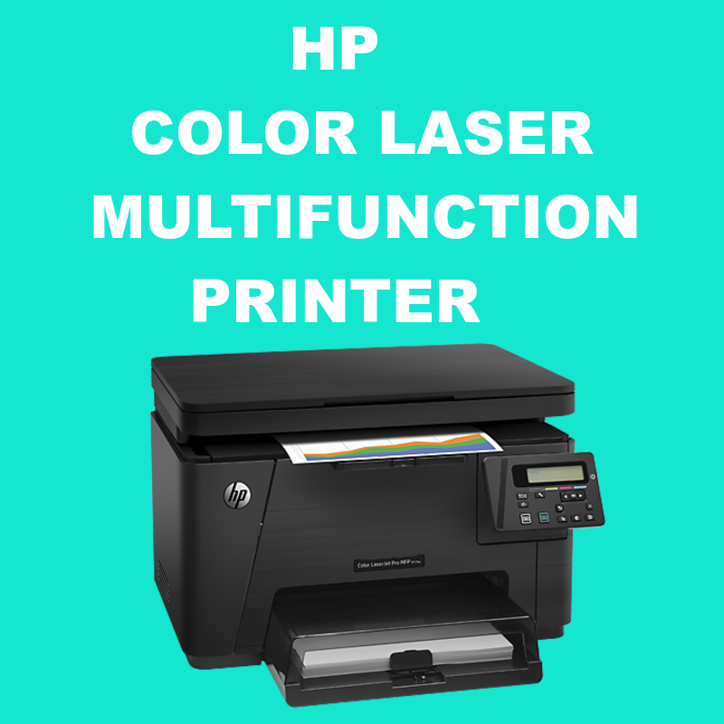 HP COLOR LASER  MULTIFUNCTION