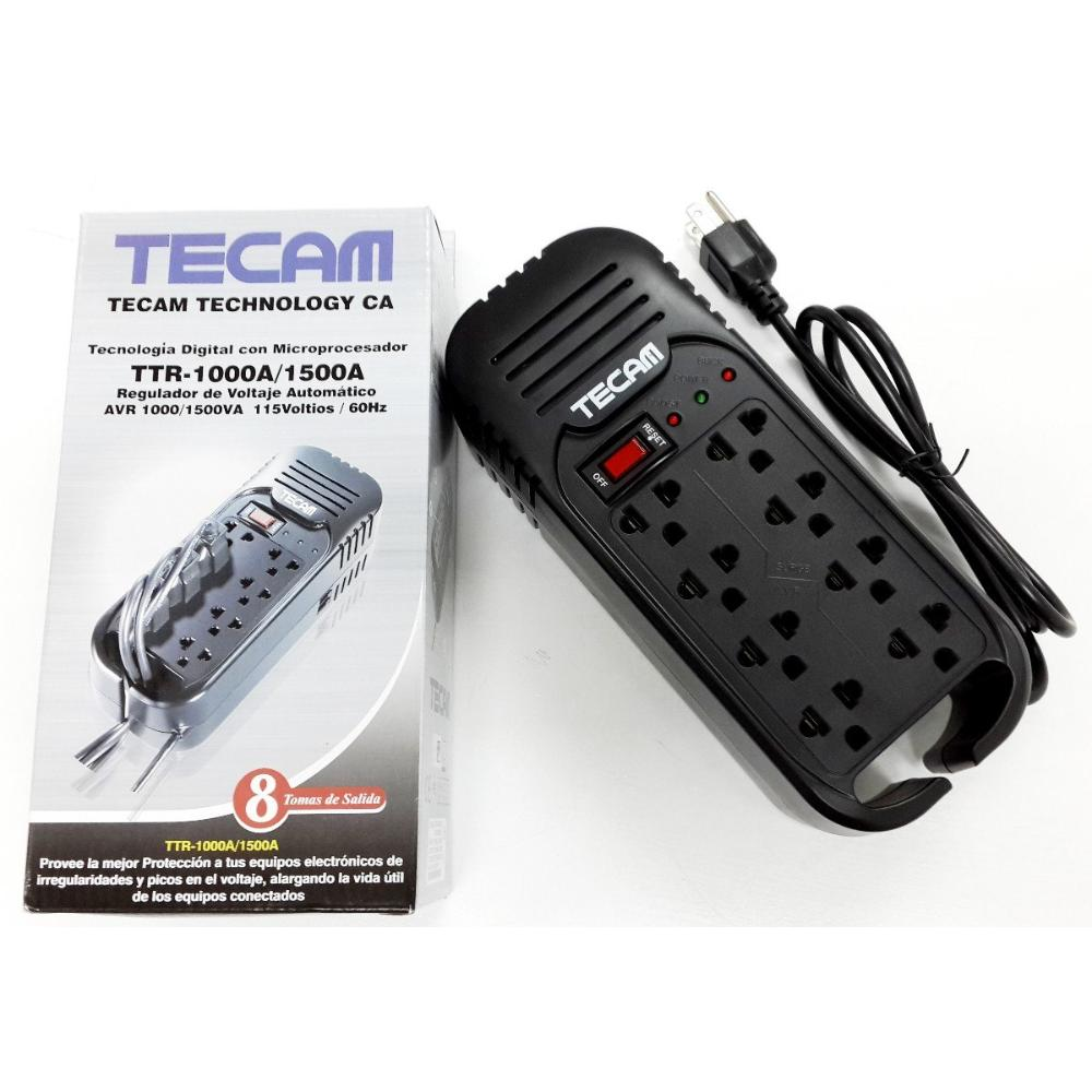Tecam Technology Voltage Regulator 1000A/1500A For Sale In Trinidad
