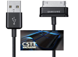 Original Genuine OEM Data Sync Transfer Charging USB Cable Cord FOR Samsung  Galaxy Tab   Trinidad